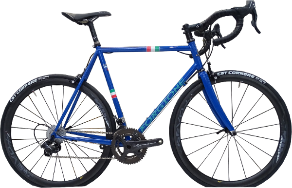 bicycle Forgione America lateral view