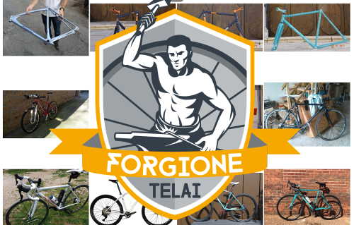 Portfolio Forgione Telai: Italian Steel Frames Bicycles