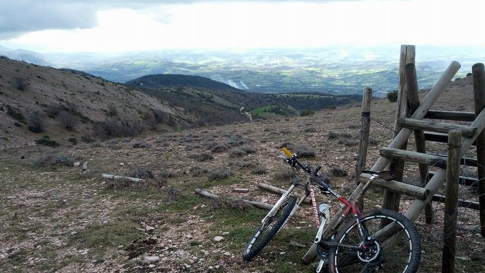 mtb forgione panorama