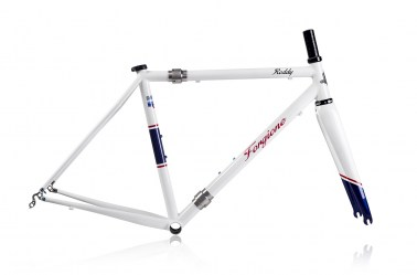 Forgione Telai: Touring bicycle frames