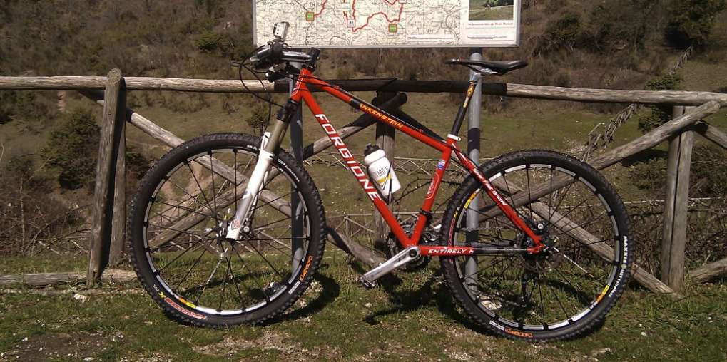 Telai mtb e da corsa Made in Italy