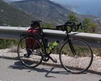 Commento di Kostantinos sulla sua bici con telaio Forgione