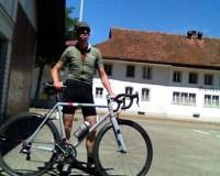 Commento di Werner sulla sua bici con telaio Forgione