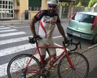la bici di Cristian